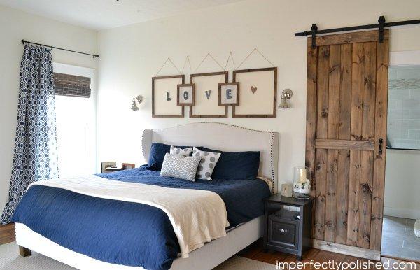 DIY Upholstered Bedframe