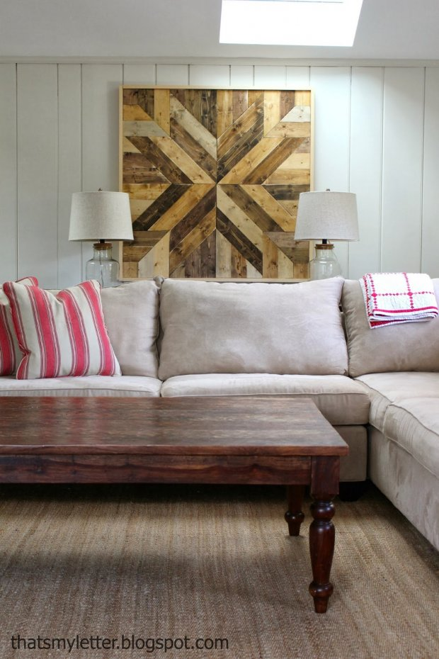 How to Make a Wood Quilt
