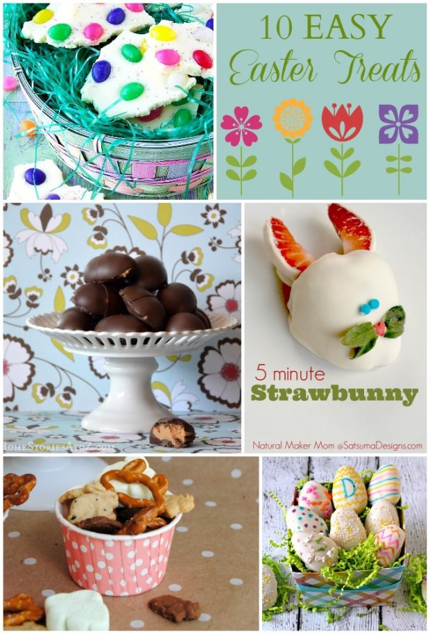 10 easy easter treats