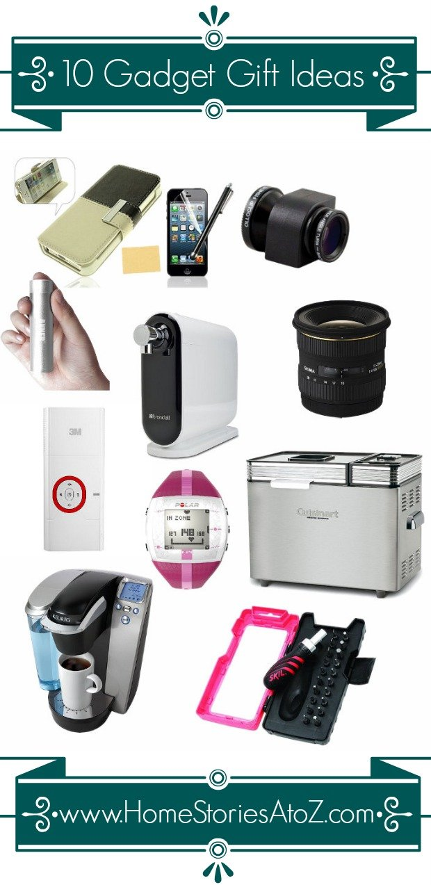 10 Gadget Gift Ideas