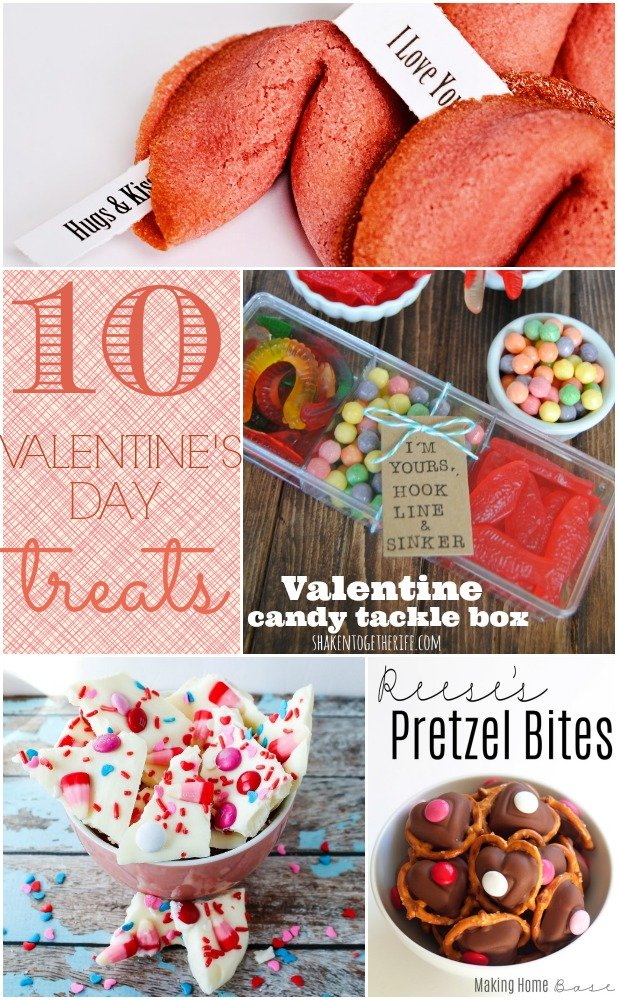 10 Valentine S Day Treat Ideas