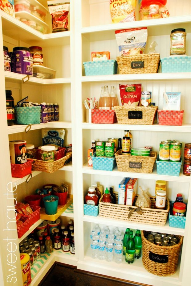 Get Inspired 10 Amazing Pantry Makeovers: 11 DIY Room Makeovers