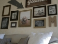 Gallery Wall Makeover