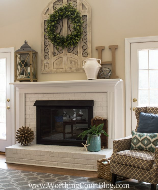 Fireplace Decorating Ideas Photos: 11 Easy DIY's To Spruce Up Your Home