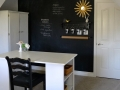 Chalkboard Wall Craft Room