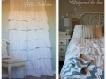 Handmade Ruffle Curtain Tutorial