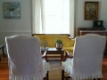 White Duck Cloth Slipcovers