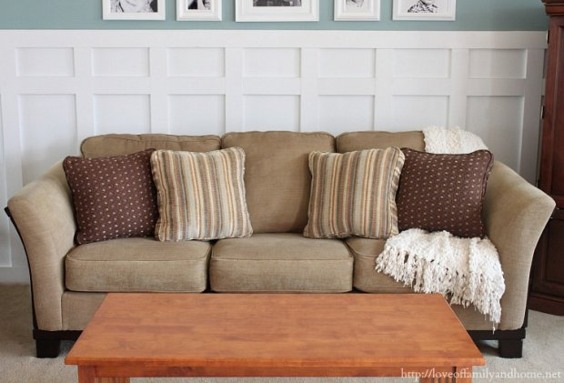 How to Revive Old Couch Cushions
