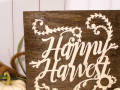 Fall Harvest Sign Tutorial