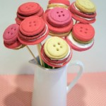 Valentine's Button Cookie Bouquet