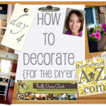 how to decorate, interior design, decorating tips