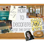 How to Decorate Series {day 8}: Room Design Plan by Addicted 2 Decorating