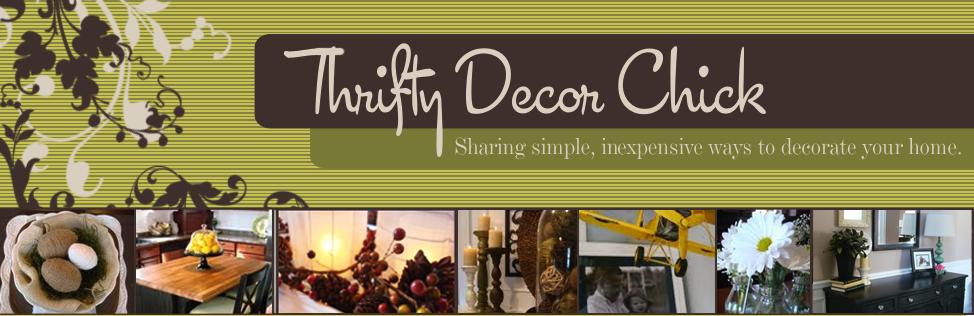 thrifty decor chick header