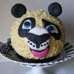 Tutorials & Tips Tuesday Link Party {22} Kung Fu Panda Cake