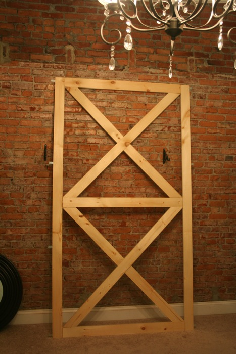 barn door, diy headboard
