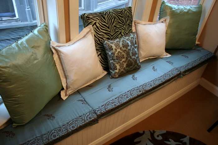 Window Seat Cushions I M