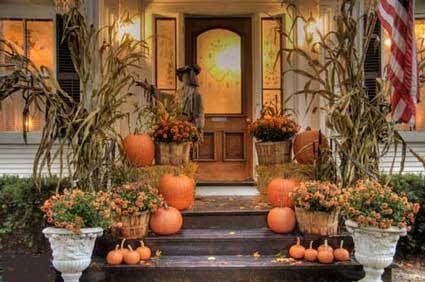 Fall Porch Decorating Ideas Outdoor Decoratin