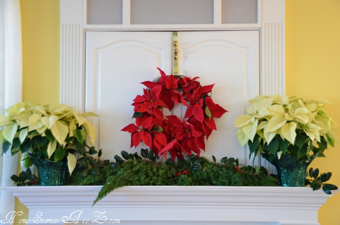 Christmas Wreath Stand
