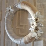 Thanksgiving Wreath {make a wreath}