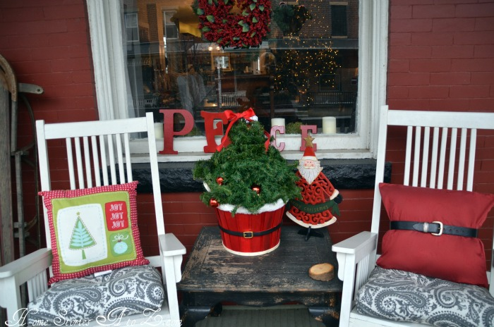 CHRISTMAS FRONT PORCH DECORATIONS PICTURES Latest | News | Online ...