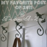 My Favorite Post of 2011 Link Party