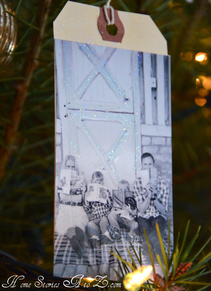homemade ornament, holiday craft