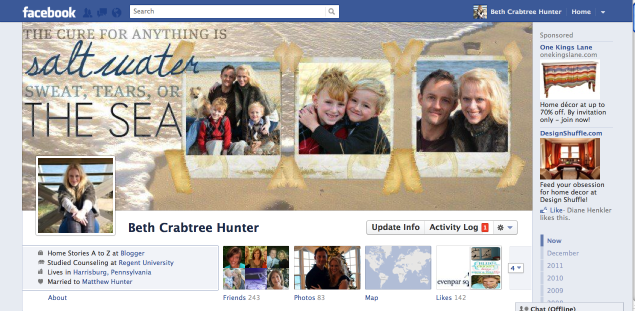 timeline facebook cover photo