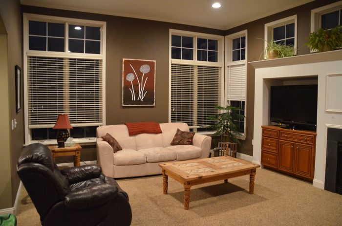 Updating A Living Room Pinterest Contest At Homes