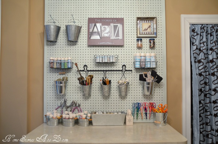 Images Of Pegboard Craft Storage
