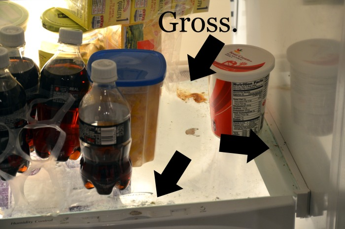 How To Clean A Refrigerator In 20 Minutes Or Maybe 90