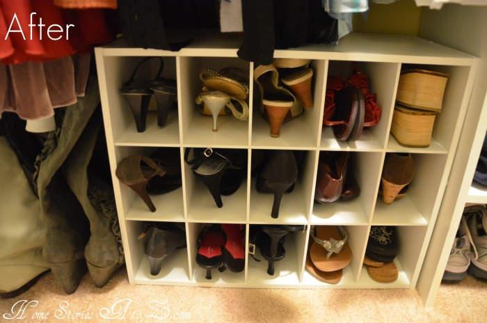 Creative Functional Shoe Storage - Home Interior Concepts