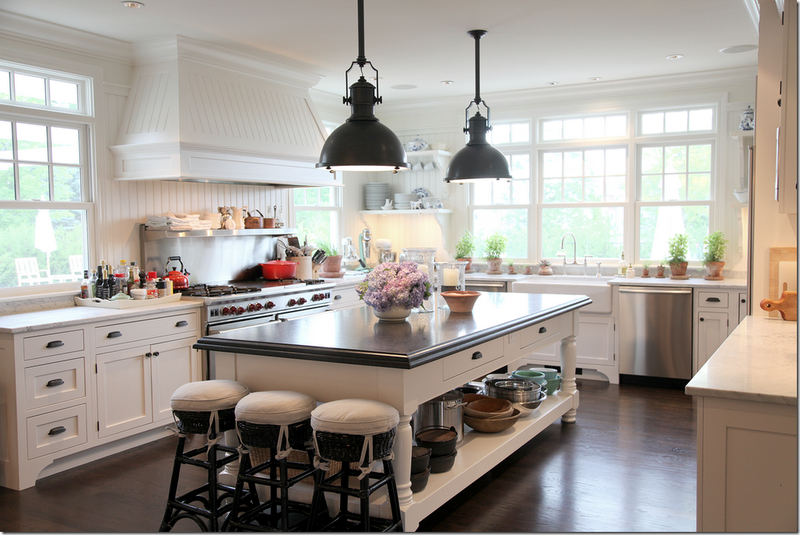 Inspiration file gorgeous house tour home stories a to z for Cuisine industrielle