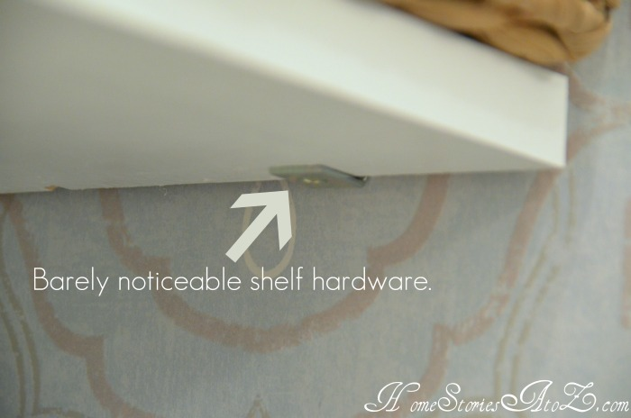 How To Install Floating Shelves Diy Shelf