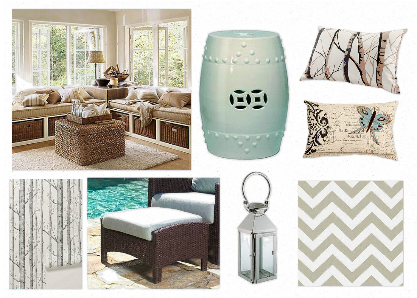 room ideas for decorating a sunroom