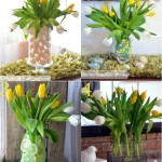 Tulips Tulips: Decorating with Tulips