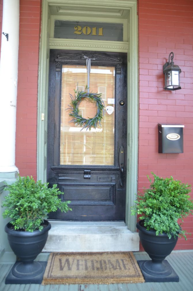 Front Porch Update And Lowes 100 Gift Card Giveaway