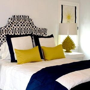 Outfit To Room Design Blue Amp Mustard Yellow Home