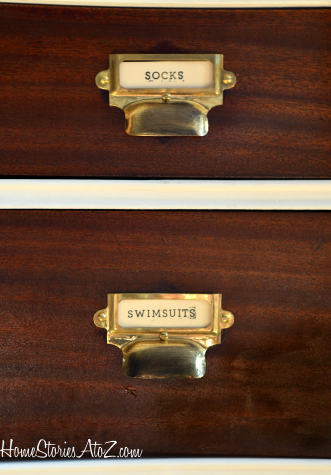 card catalog drawer pulls