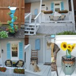 Back Porch Reveal and Lowes $100 Gift Card Giveaway #lowescreator