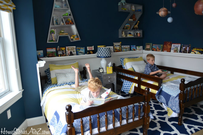 Boys Bedroom Reveal Home Stories A To Z