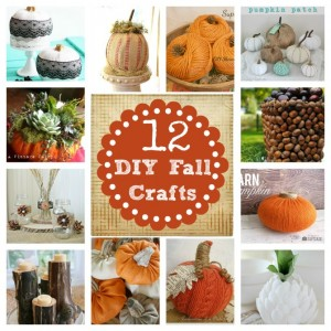 16 fall craft ideas home stories a to z fall craft do it yourself decorating fall craft easy fall crafts solutioingenieria Images