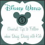 disney world tips