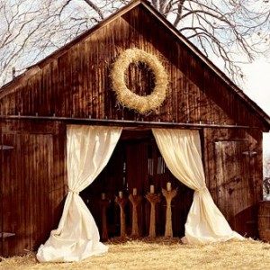 farmhouse glam
