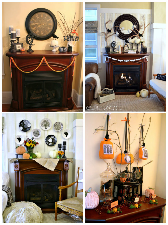 home stories a to z mantels