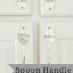 Inspiration File: Stamped Spoon Pulls
