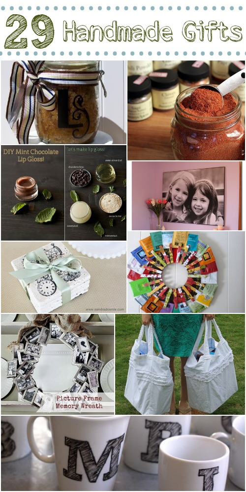 homemade craft ideas for christmas gifts diy gift ideas 29 handmade gifts home stories a to z 7766