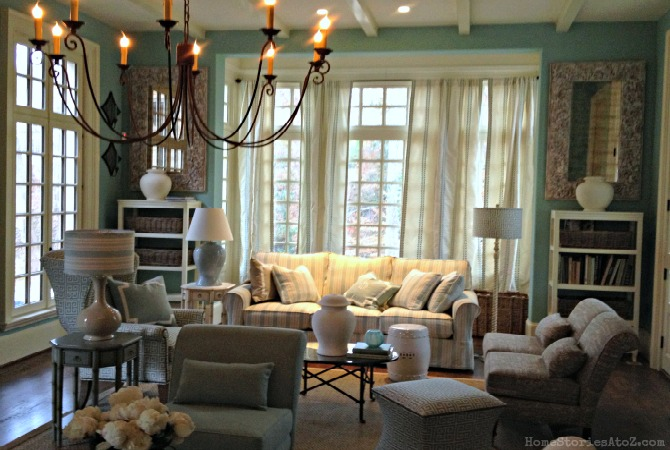 backstage with ballard designs home stories a to z eton sofa living room eclectic living room atlanta