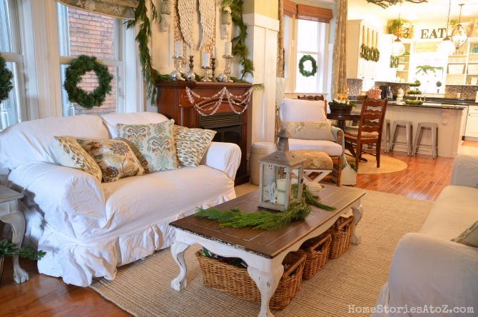 Home Stories A To Z Christmas Home Tour