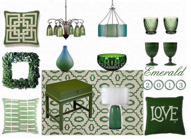 Home Decor Trend Predictions for 2013