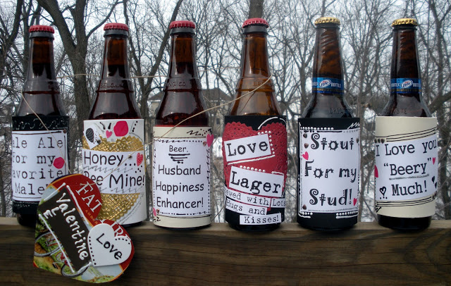 ... for your man and treat him to a beer valentine s bouquet so cute